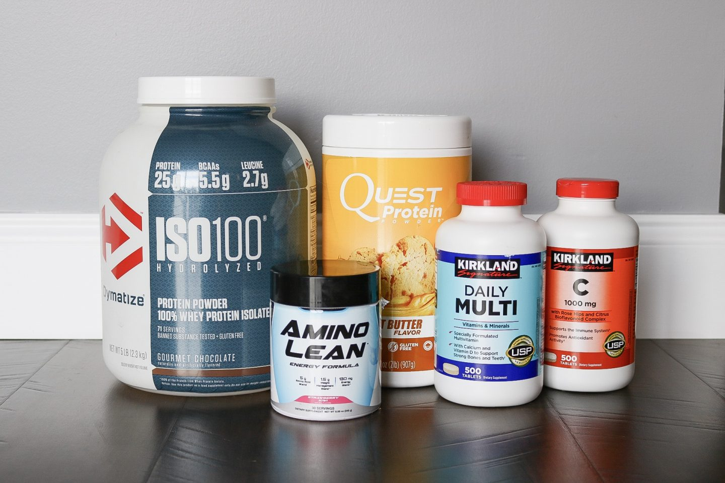 What Supplements I Take