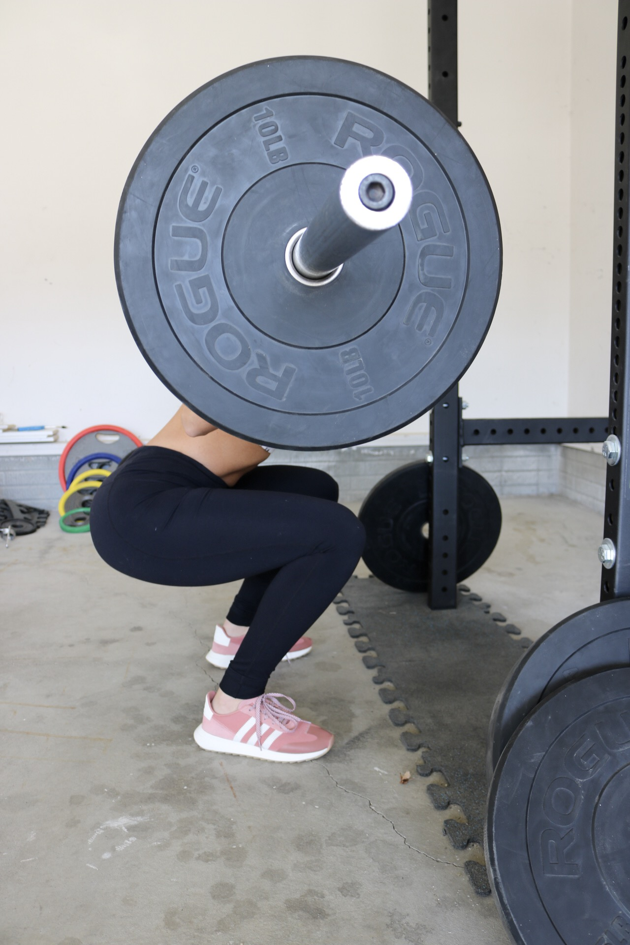 Improve Your Squat Strength // Fitness