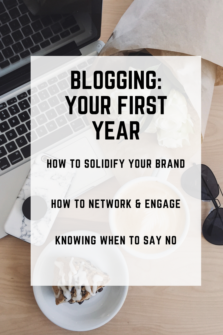 blogging: your first year