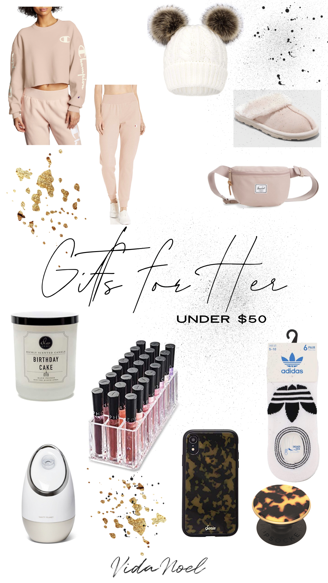 Gifts For Her // Under $50