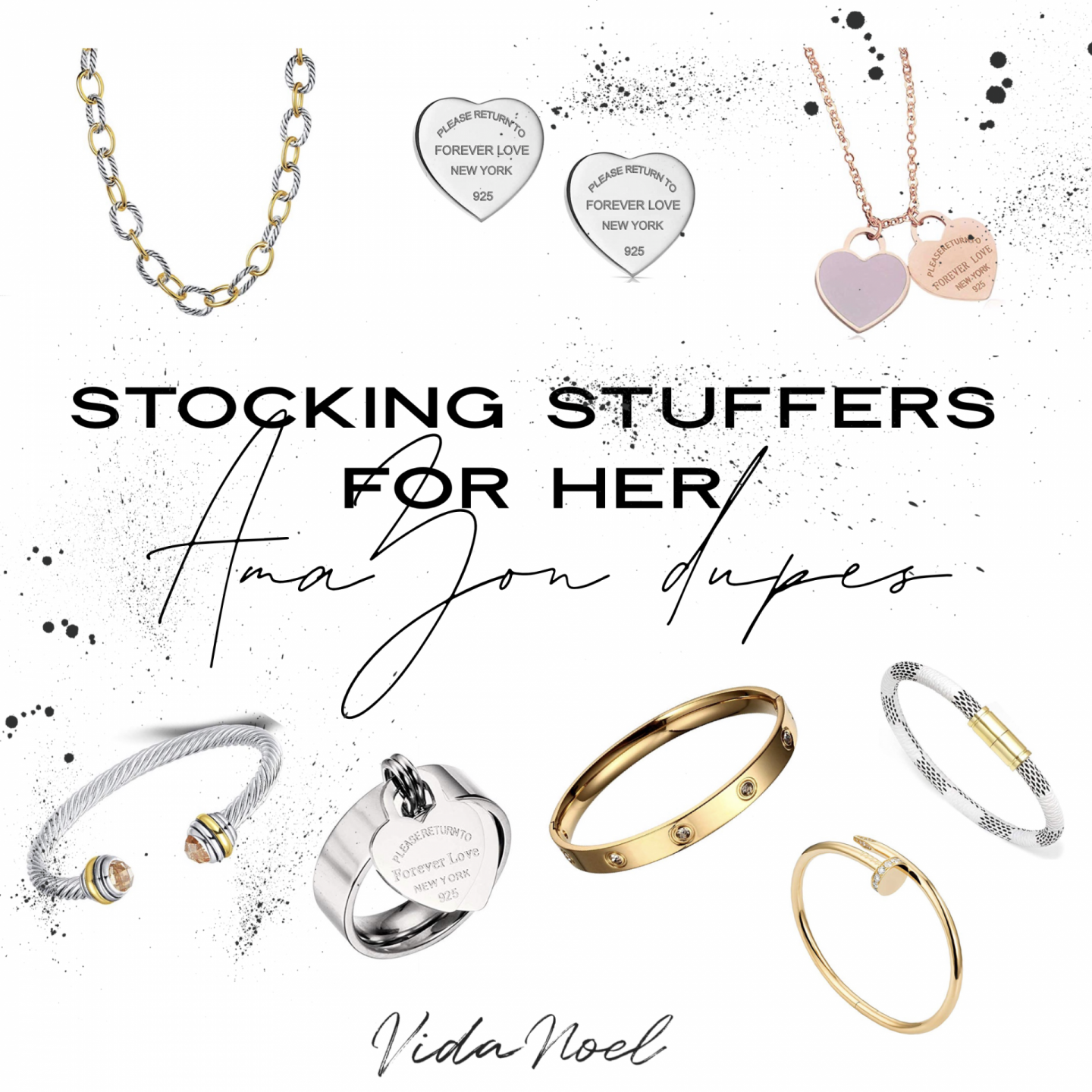 Gift Guide // Stocking Stuffers & More