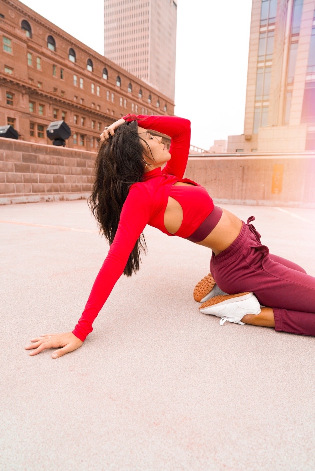 Falling for Activewear with ShopBop