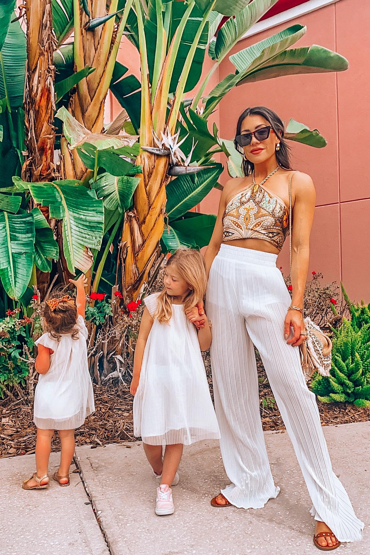family trip to Orlando